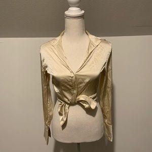 SALE!! Silk long sleeve